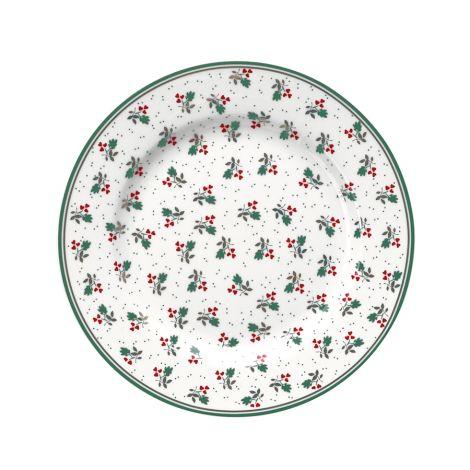GreenGate Teller Joselyn White 20,5 cm
