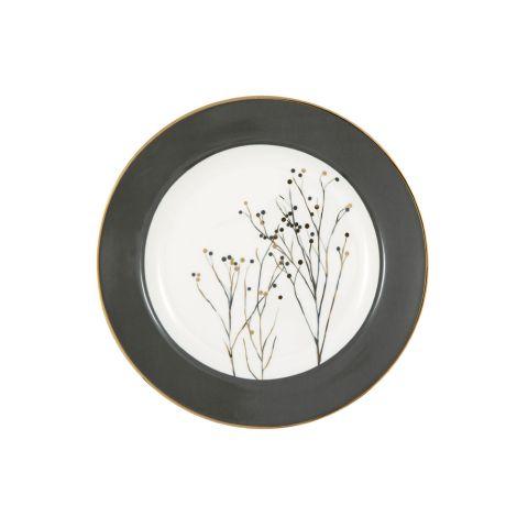 GreenGate Teller Antonia White 20,5 cm