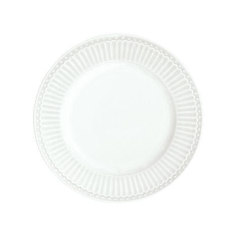 GreenGate Teller Alice White 17,5 cm