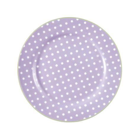 GreenGate Teller Spot Lavendar 20,5 cm •