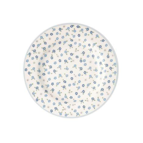 GreenGate Teller Ellise White 15 cm