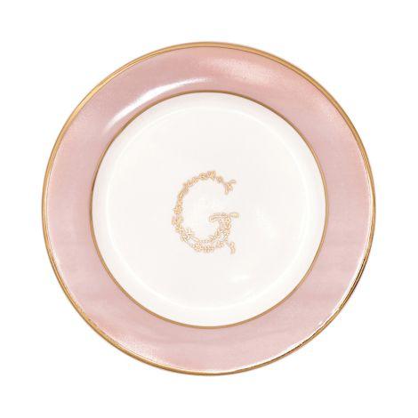 GreenGate Kleiner Teller G Pale Pink