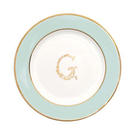 GreenGate Kleiner Teller G Mint