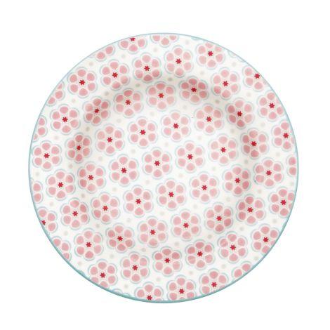 GreenGate Teller Leah Pale Pink 15 cm