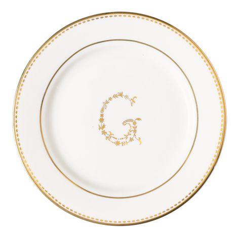 GreenGate Kleiner Teller G Gold