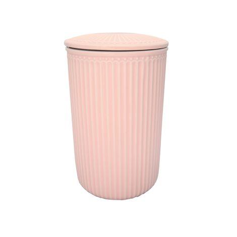 GreenGate Behälter Alice Pale Pink Large