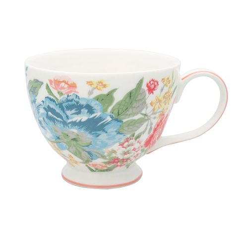 GreenGate Teetasse Adele White