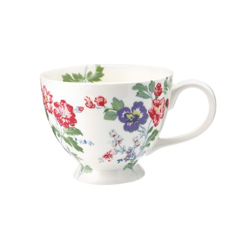 GreenGate Teetasse Isobel White •