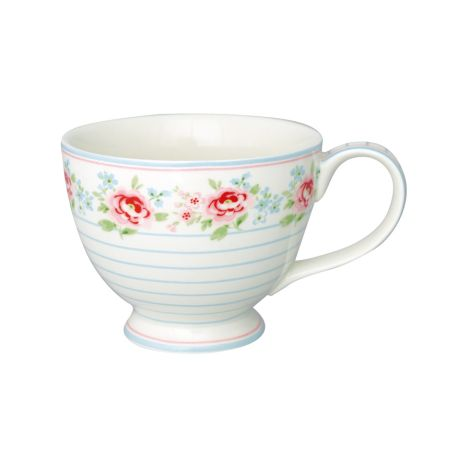 GreenGate Teetasse Meryl Mega White