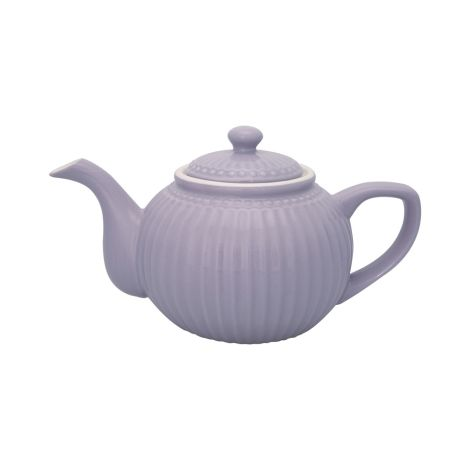 GreenGate Teekanne Alice Lavender