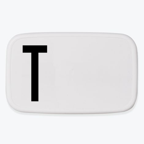 Design Letters Lunchbox T