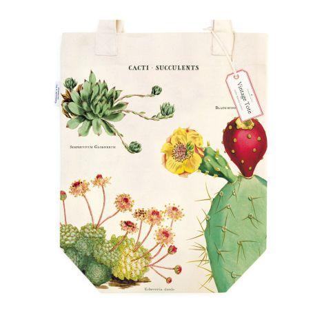 Cavallini Tasche Cacti & Succulents