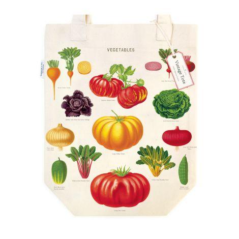 Cavallini Tasche Vegetable Garden •