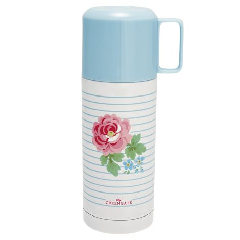 GreenGate Thermosflasche Lily White 350ml •