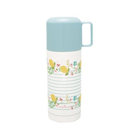 GreenGate Thermosflasche Limona White 350ml •