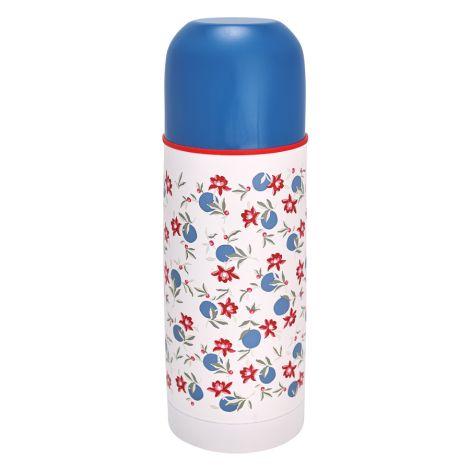 GreenGate Thermosflasche Helena White 300ml •