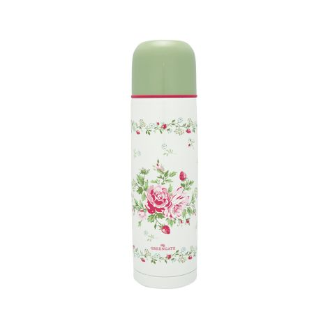 GreenGate Thermosflasche Mary White 800ml