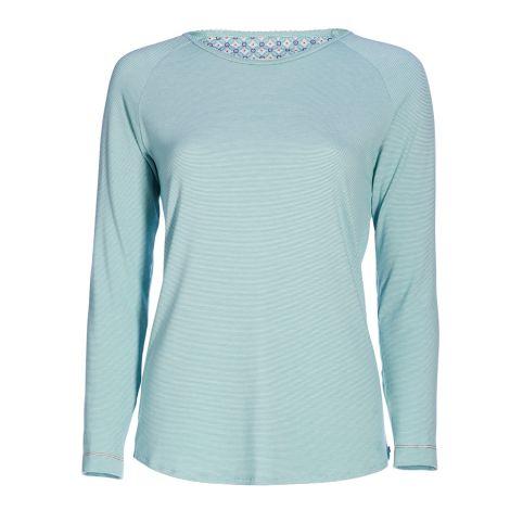 PIP Studio Langarm-Shirt Tommy Stripers Blue