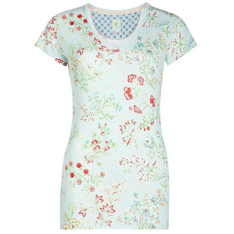 PIP Studio T-Shirt Toy Jaipur Flower Blue