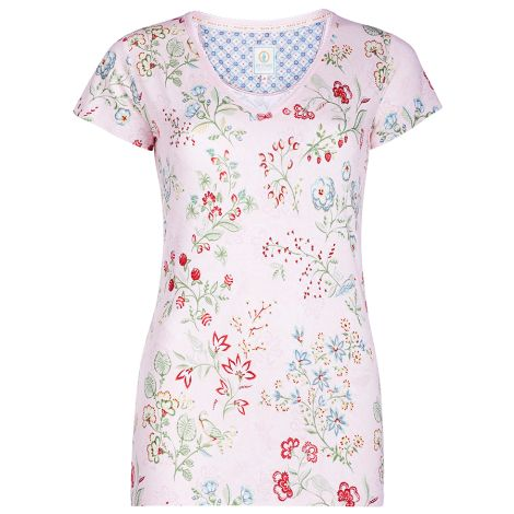 PIP Studio T-Shirt Toy Jaipur Flower Pink
