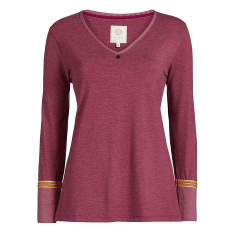 PIP Studio Langarm-Shirt Trix Melee Red