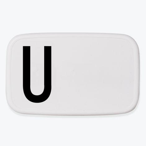 Design Letters Lunchbox U