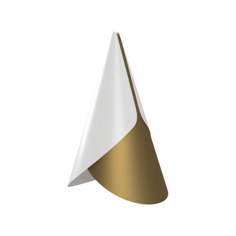 UMAGE - VITA copenhagen Lampenschirm Cornet White & Brass