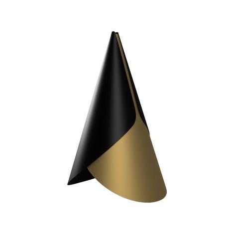 UMAGE - VITA copenhagen Lampenschirm Cornet Black & Brass