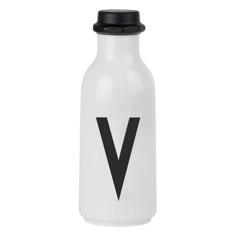 Design Letters Wasserflasche V •