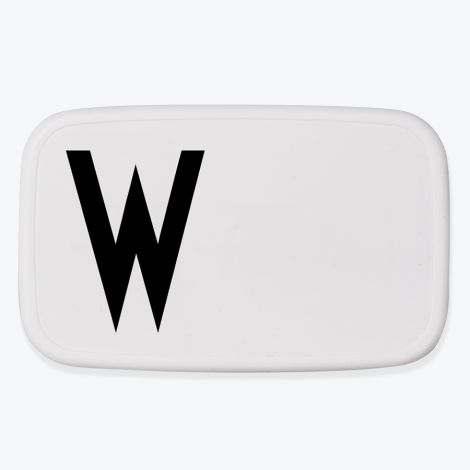 Design Letters Lunchbox W