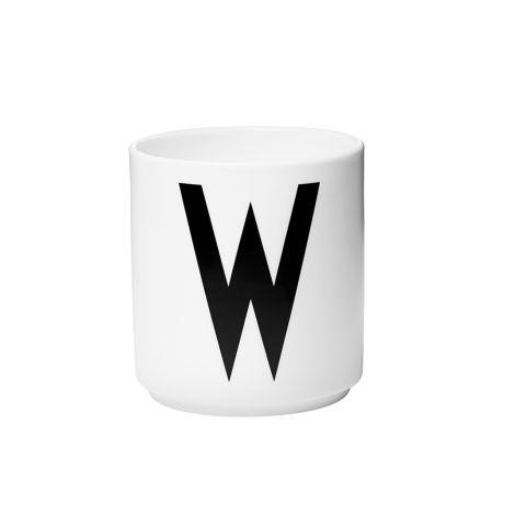 Design Letters Porzellan Becher W