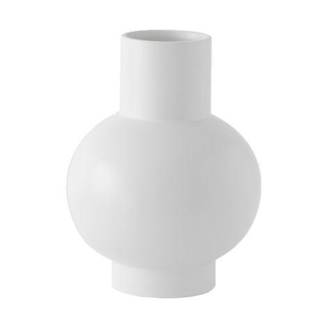 raawii Vase Strøm 33 cm Vaporous Grey