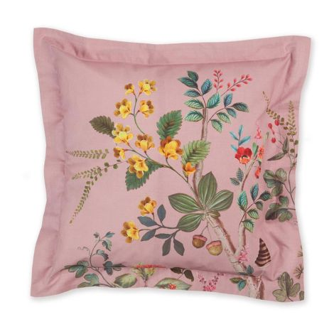 PIP Studio Zierkissen Wild and Tree Pink 45x45