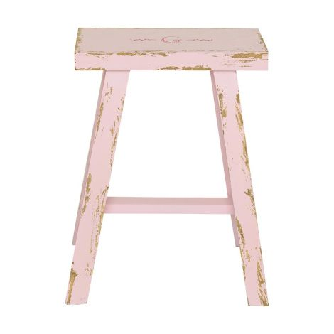 GreenGate Holzstuhl G Pale Pink 45 cm