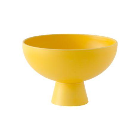 raawii Schale Strøm 19 cm Freesia Yellow