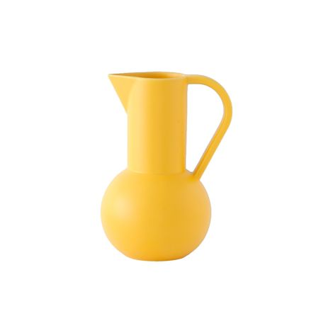 raawii Krug Strøm 24 cm Freesia Yellow