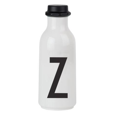 Design Letters Wasserflasche Z •