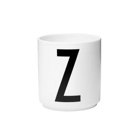 Design Letters Porzellan Becher Z