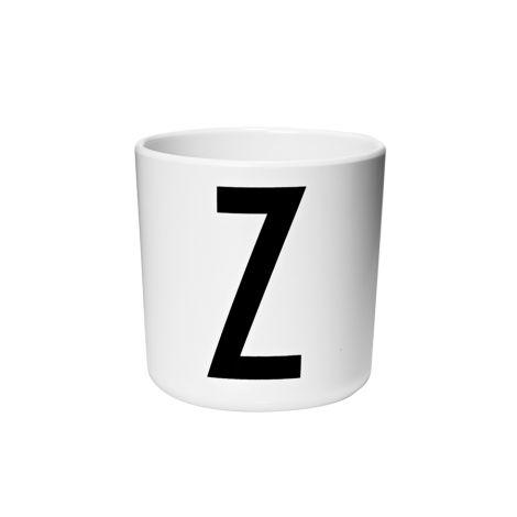 Design Letters Melamin Becher Z •