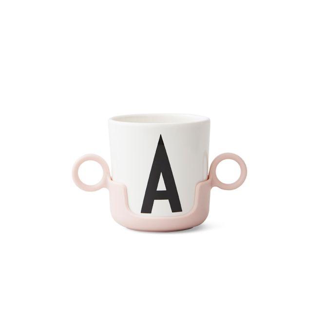design letters griff f r melamin becher pink online kaufen emil paula. Black Bedroom Furniture Sets. Home Design Ideas