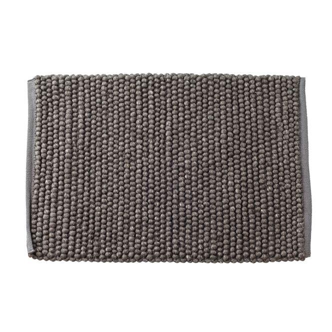 bloomingville teppich handloom loop dunkelgrau online kaufen emil paula. Black Bedroom Furniture Sets. Home Design Ideas