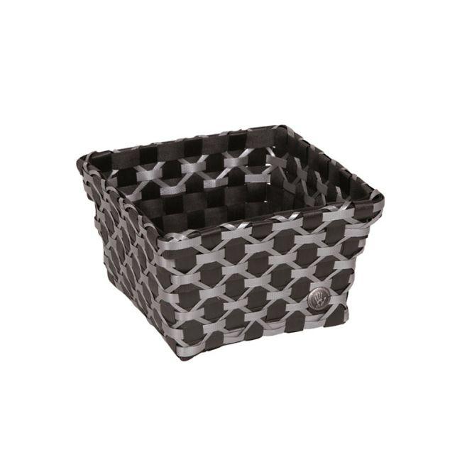 handed by korb albi schwarz silberfarben online kaufen emil paula. Black Bedroom Furniture Sets. Home Design Ideas