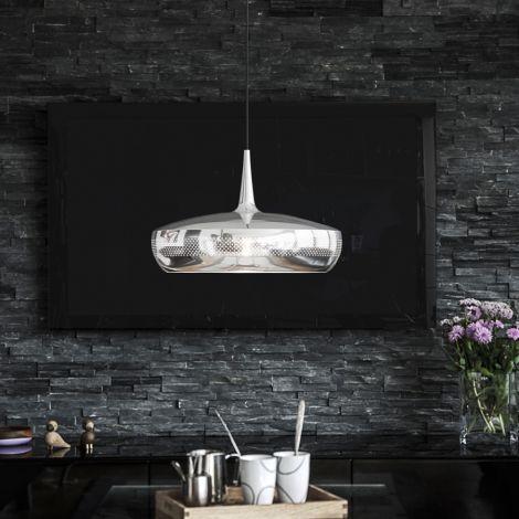 UMAGE - VITA copenhagen Lampenschirm Clava Dine Polished Steel V2