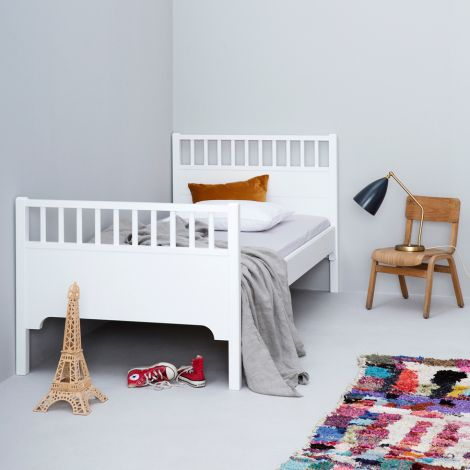 Oliver Furniture Junior- und Kinderbett Weiß