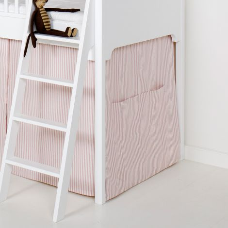 Oliver Furniture Vorhang Rosa Streifen für Seaside