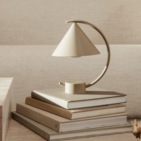 ferm LIVING Lampe Meridian Cashmere
