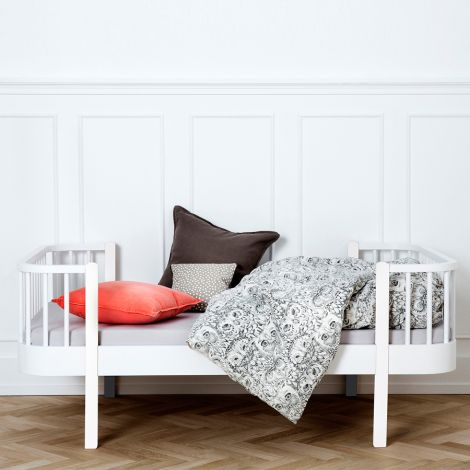 Oliver Furniture Junior- und Kinderbett Wood Weiß