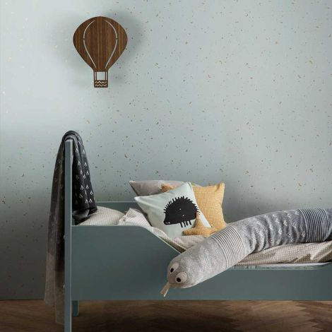 ferm LIVING Wandlampe Air Balloon Smoked Oak
