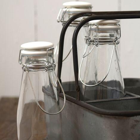 IB LAURSEN Flasche mit Bügelverschluss 800ml