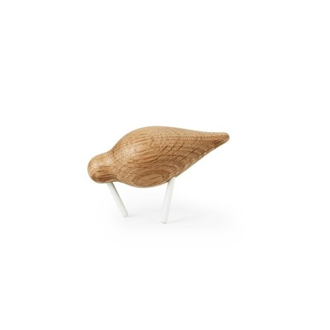 Normann Copenhagen Shorebird Small White